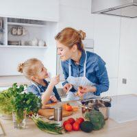 Cum arată meniul unui copil sănătos